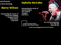 Barry Wilson | Ophelia McCabe