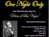 One Night Only | CIT CSM MA Recital Series