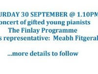 Finlays Lunchtime Recitals