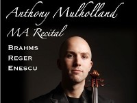 Anthony Mulholland // MA Recital