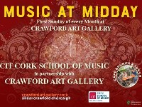 Music at Midday // Crawford Gallery