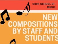 Compositions by MA and BMus students
