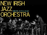 New Irish Jazz Orchestra with Martin Hayes