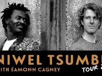 Niwel Tsumbu & Eamon Cagney - workshop and free concert