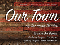 'Our Town', by Thornton Wilder
