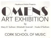 OMENS ART EXHIBITION AT CIT Cork School of Music