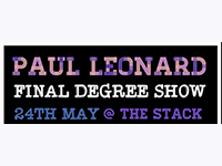Paul Leonard // Final Degree Performance
