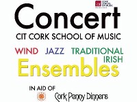 Concert in aid of Cork Penny Dinners