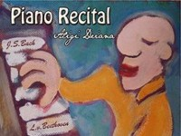 Piano Recital by Atifi Deiana
