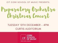 Preparatory Orchestra - CHRISTMAS CONCERT