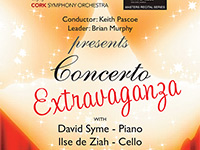 Concerto Extravaganza! with Ilse de Ziah and David Syme