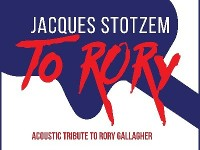 POSTPONED // A celebration of Rory Gallagh Music with Jacques Stotzem