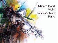 Miriam Cahill and Lance Coburn | Masters Recital Series