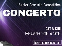 Senior Concerto Competition