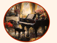 Solo Piano Recital by David McHugh