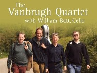 Vanbrugh Quartet with William Butt (Cello)