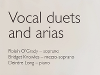 Vocal Duets and Arias