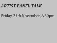 Artists panel discussion