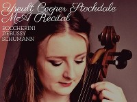 Yseult Cooper Stockdale // MA Recital