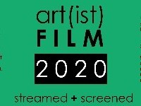 art(ist)FILM 2020 - streamed + screened - Programme 2