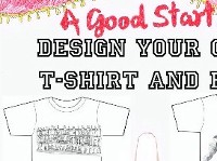 DESIGN/MAKE YOUR OWN T-SHIRT OR BAG