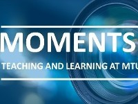 Moments: Teaching and Learning at MTU, a Photo Contest