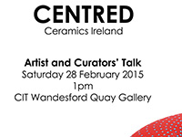 CENTRED - Artists and Curators Talk