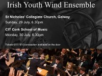 Irish Youth Wind Ensemble Summer Tour