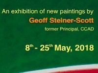 Exhibition of Paintings by Geoff Steiner-Scott at CIT Cork School of Music