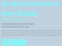 Residual Inheritance | Mary Mackey