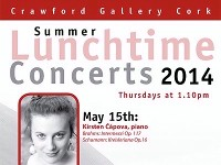 Summer Lunchtime Concerts 2014