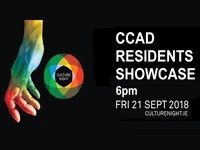 CCAD Graduate Residents Showcase