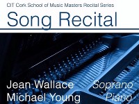 Jean Wallace & Michael Young | CIT CSM MA Recital Series