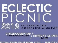 Eclectic Picnic - Soulé // Food stalls and Free Ice Cream
