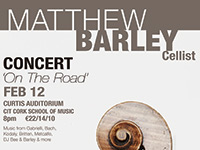 Matthew Barley | On The Road