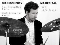 Cian Doherty - MA Recital