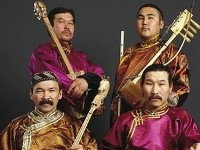 Tuvan Throat Singing Workshop