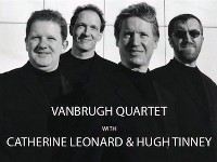 Vanbrugh Quartet with Catherine Leonard & Hugh Tinney