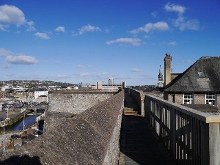 Elizabeth Fort, Barrack St