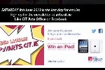CIT Arts & Culture iPad Competition - Entries Close after Saturday 8th June
