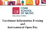 CIT CSM Instrumental Open Day, and Enrollment Information Evening