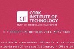Annual series of CIT Degree Exhibitions about to open