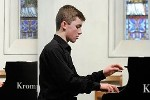 PRESTIGIOUS SWISS PRIZE for PIANO PERFORMANCE awarded to KEVIN JANSSON from CIT Cork School of Music